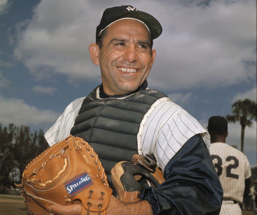 Yogi Berra (AP/File)