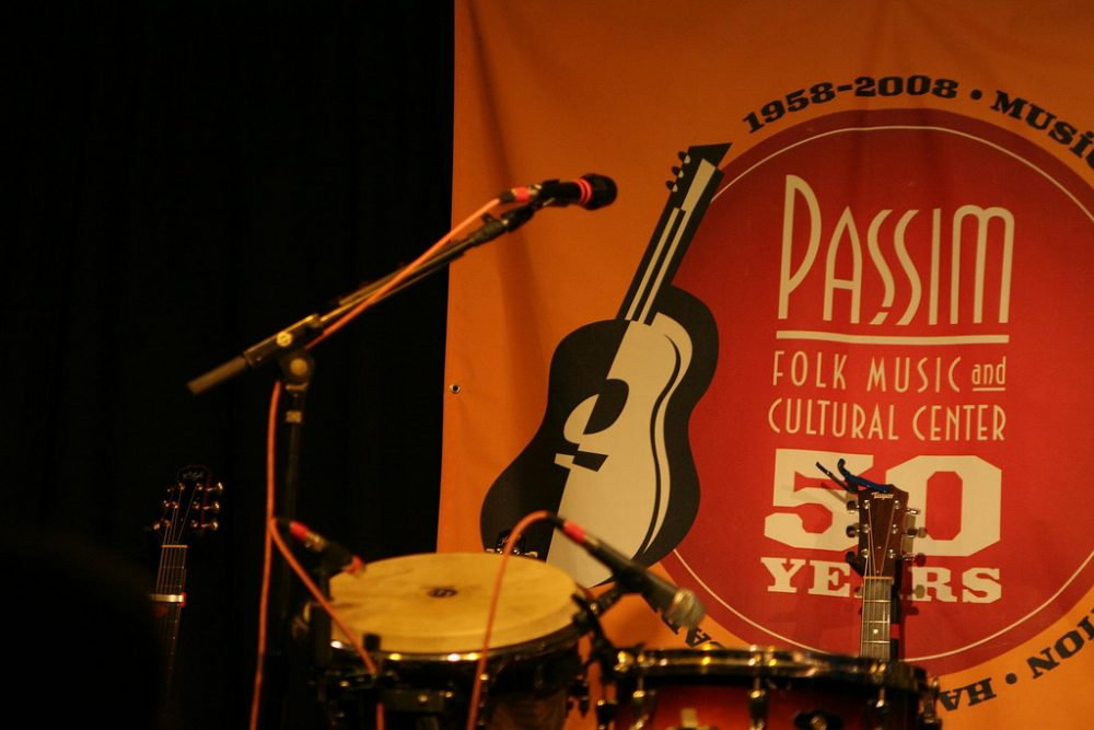 Club Passim celebrated its fiftieth anniversary in 2009. (Chris Chin/Flickr)