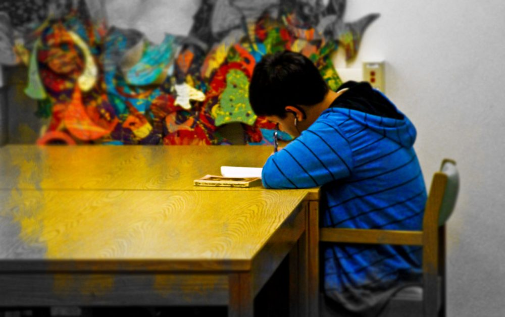 Renée Loth: Teachers have a job with the highest stakes, and the lowest prestige. When they aren't paid well, our children -- and our nation -- become a little poorer. (Lel4nd/ flickr)