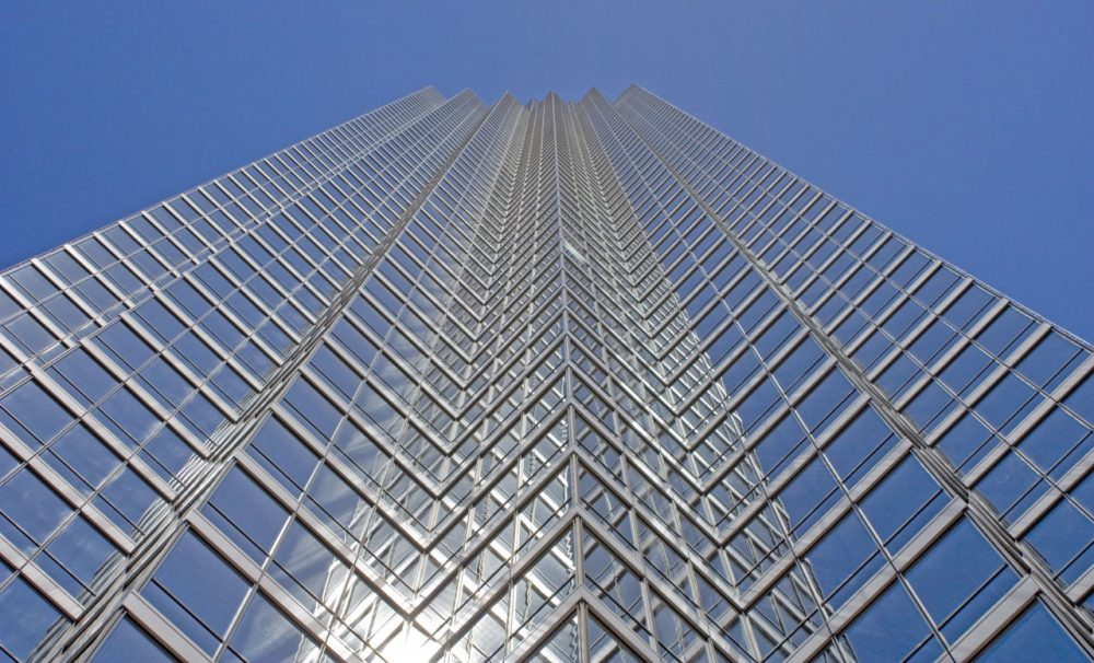 The Bank of America Plaza is pictured in Dallas, Texas. (Ciocci/Flickr)