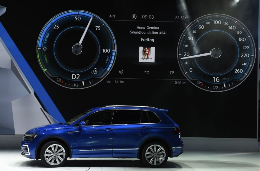 The U.S. EPA said stealth software made VW's 2009-2015 model cars powered by 2.0-liter diesel engines run cleaner in tests than in actual driving. (Jens Meyer/AP)