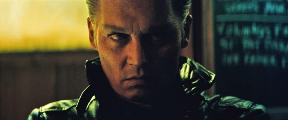 "Johnny Depp portrays James ""Whitey"" Bulger in the movie ""Black Mass."" (Courtesy, Warner Bros. Entertainment)"
