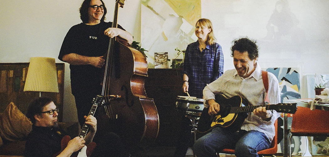 Yo La Tengo (left to right): Dave Schramm, James McNew, Georgia Hubley, Ira Kaplan. (Courtesy)