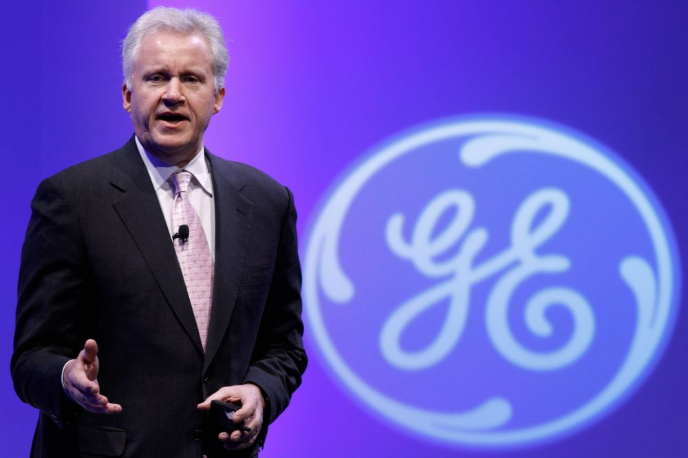 GE CEO Jeffrey Immelt (Chip Somodevilla/Getty Images)