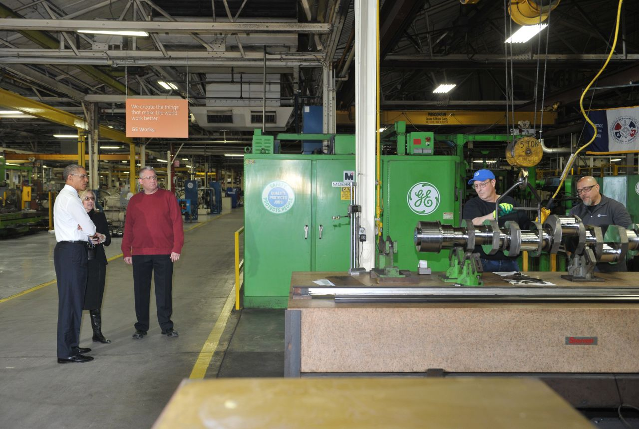 Wisconsin Manufacturing Jobs Caught In Congressional Fight