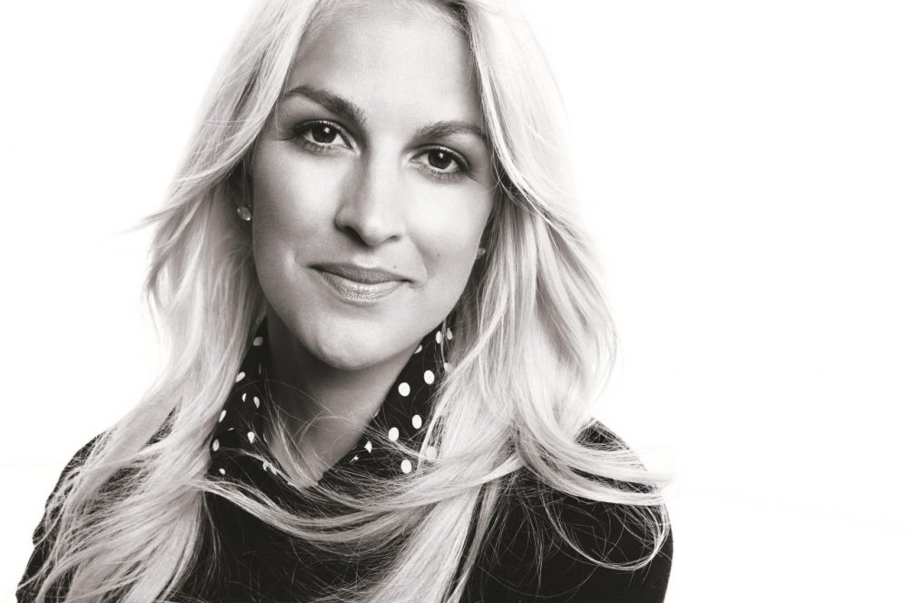 "Kaitlin Roig-DeBellis, author of ""Choosing Hope: Moving Forward From Life's Darkest Moments."" (Peggy Sirota)"