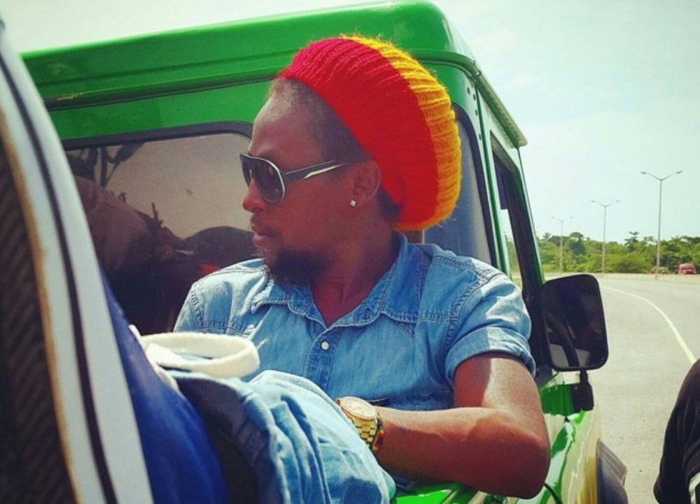 "Howard ""Flagga"" Duperly's recommendations include a song off Jamaican reggae musician Jah Cure's new album ""The Cure."" (realjahcure.com)"