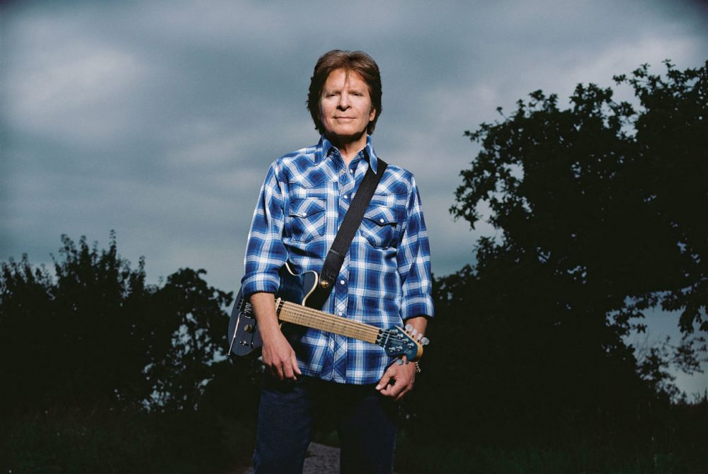 John Fogerty is best known as the lead singer and lead guitarist for the band Creedence Clearwater Revival. (Nela König)