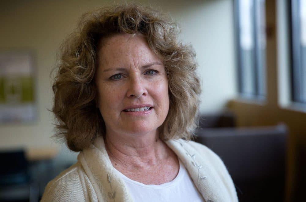 Historian Kate Clifford Larson. (Robin Lubbock/WBUR)
