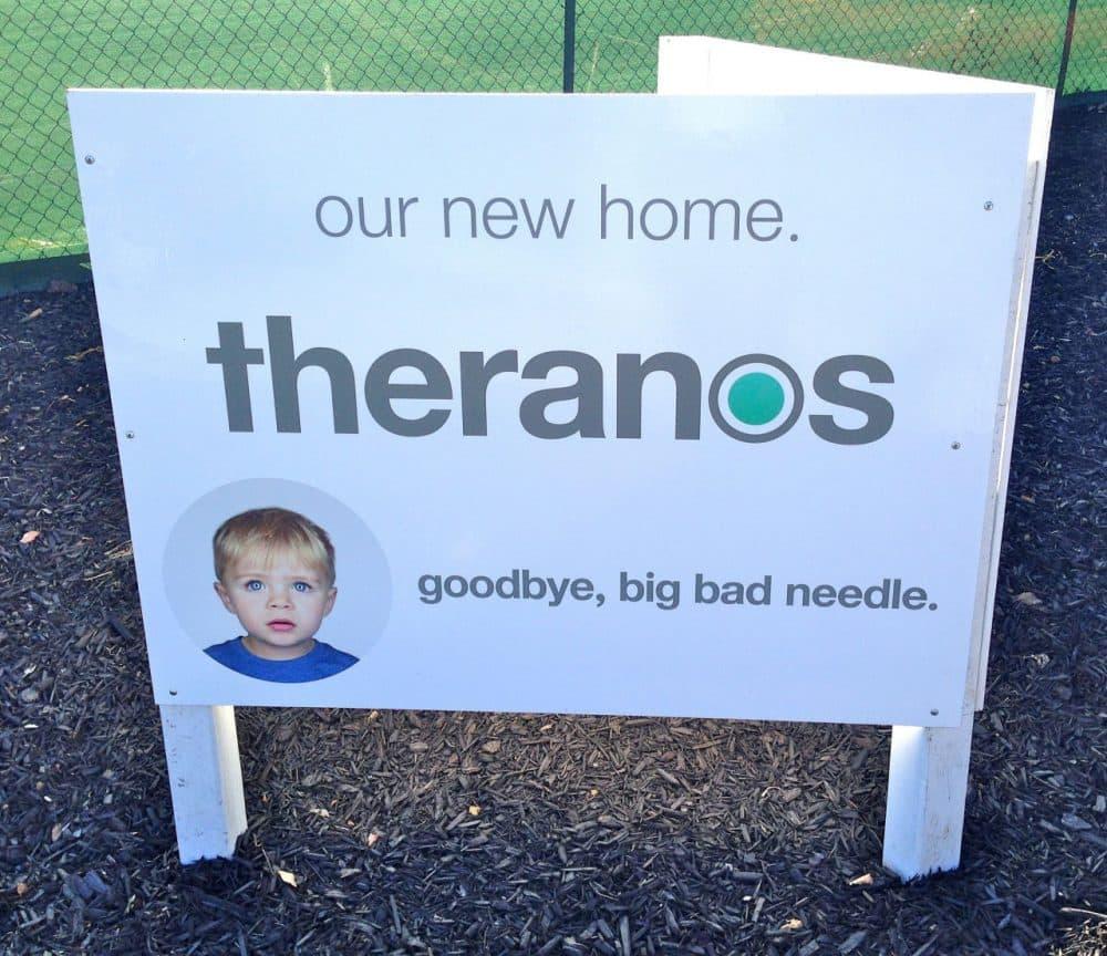 Theranos headquarters in Palo Alto, Calif. (Steve Jurvetson/Flickr)