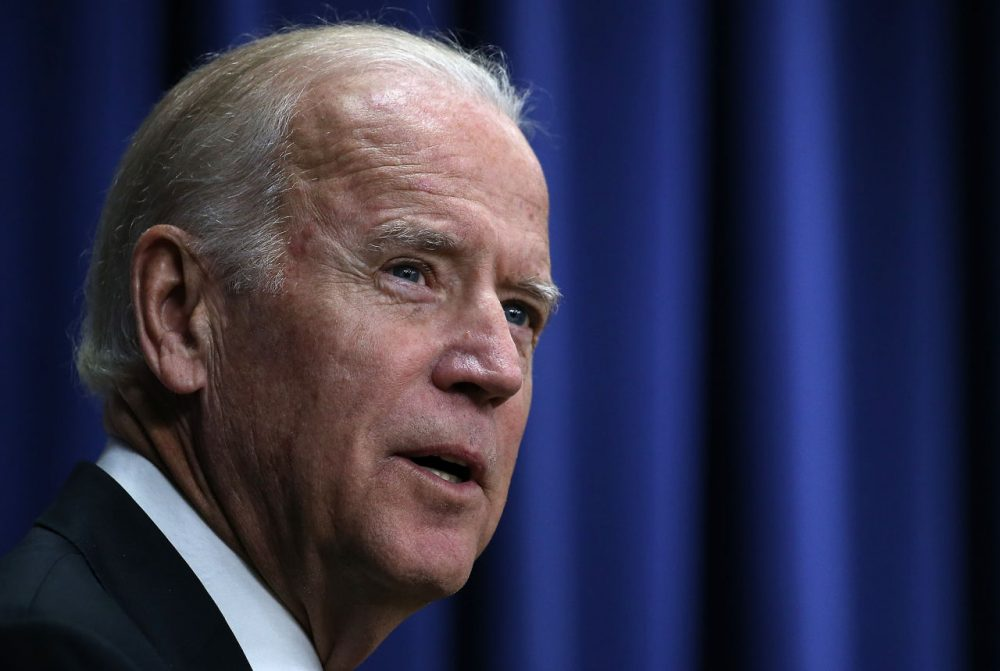 U.S. Vice President Joe Biden is pictured on October 19, 2015 in Washington, D.C. (Win McNamee/Getty Images)