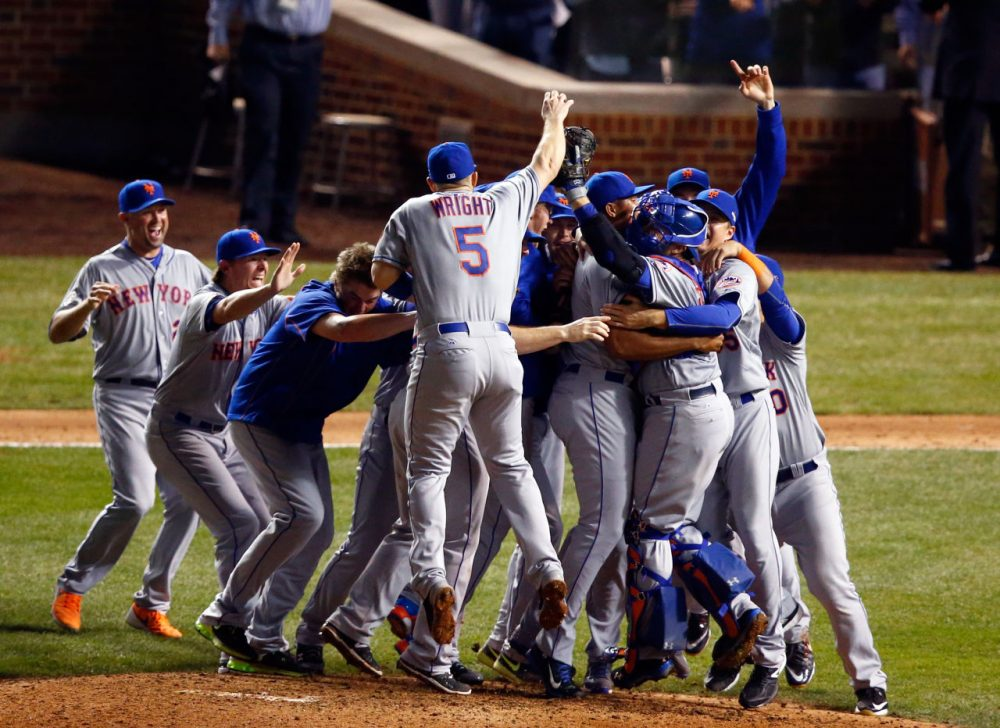 Mets Advance To World Series After Sweeping The Cubs | Here
