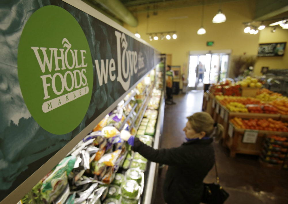 The possibly contaminated salads were sold in Maine, New Hampshire, Massachusetts, Rhode Island, Connecticut, New York and New Jersey and came prepackaged in salad bars. (Tony Dejak/AP)
