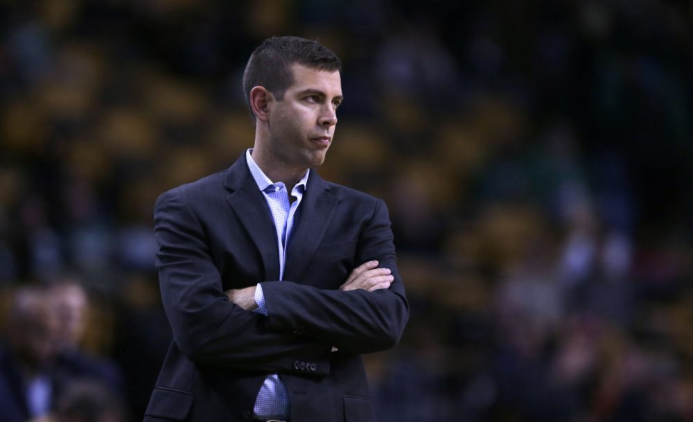 Brad Stevens was just 36  in 2013 when the Celtics made him the youngest head coach in the NBA. Now heading into his third season with the team, Stevens has already developed a reputation as one of the league's best coaches. (Charles Krupa/AP)