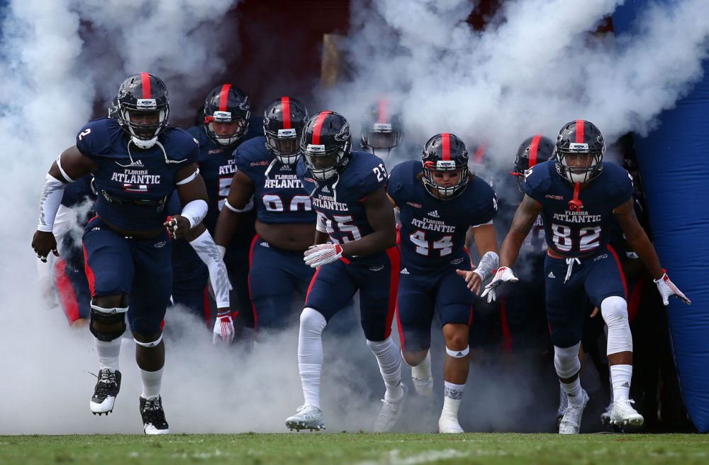 """The contradictions of American history, culture and sports combine to form the college football """"tribes"""" we know today. (Rob Foldy/Getty Images)"""
