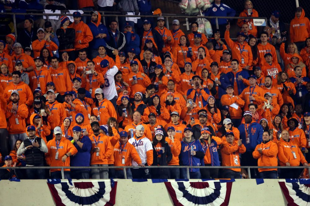 New York Mets fans thought they couldn't buy more than two World Series tickets---New York Governor Andrew Cuomo showed them that wasn't completely true. (Doug Pensinger/Getty Images)
