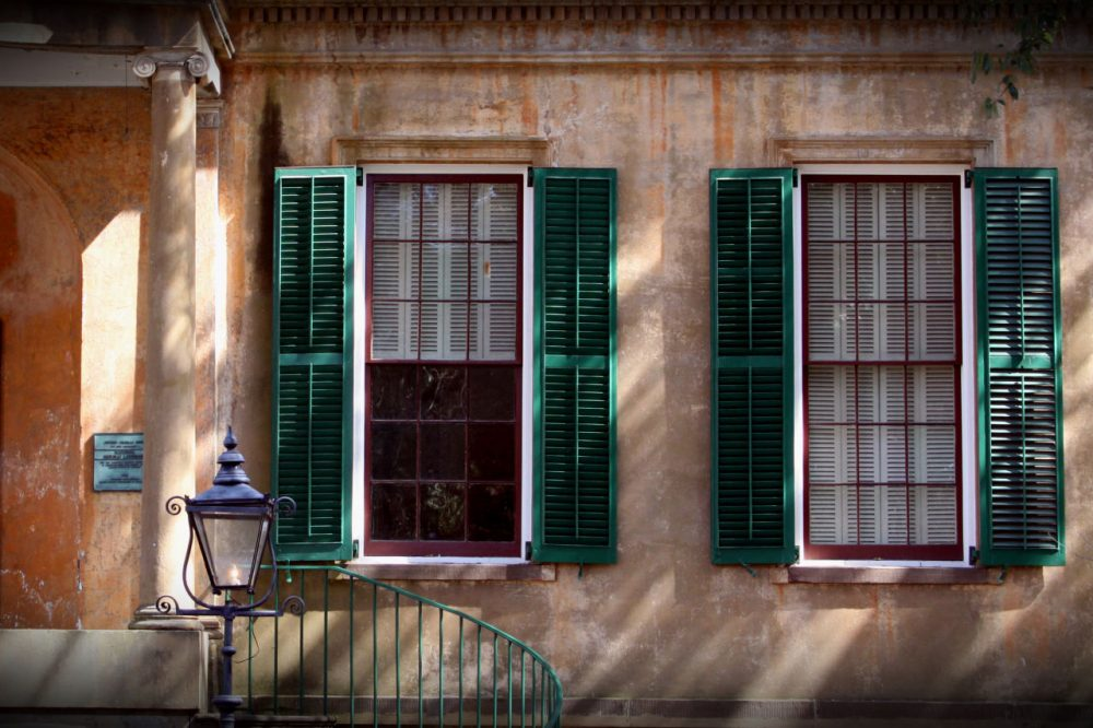 The Sorrel-Weed House Ghost Tour in Savannah, Georgia, was Tiya Miles' first experience with ghost tours. (Kevin Labianco/Flickr)