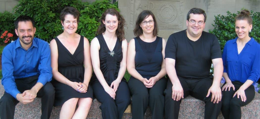 The Grand Harmonie ensemble. (Courtesy Grand Harmonie)