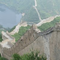 "Steve Nadis: ""The construction and successful operation of the proposed physics center near the Great Wall's eastern border could launch a bold, intellectual inquiry, one that might help humankind figure out its place in the firmament while getting us closer to grasping the makeup of the firmament itself."" (Ken Lai/Courtesy)"