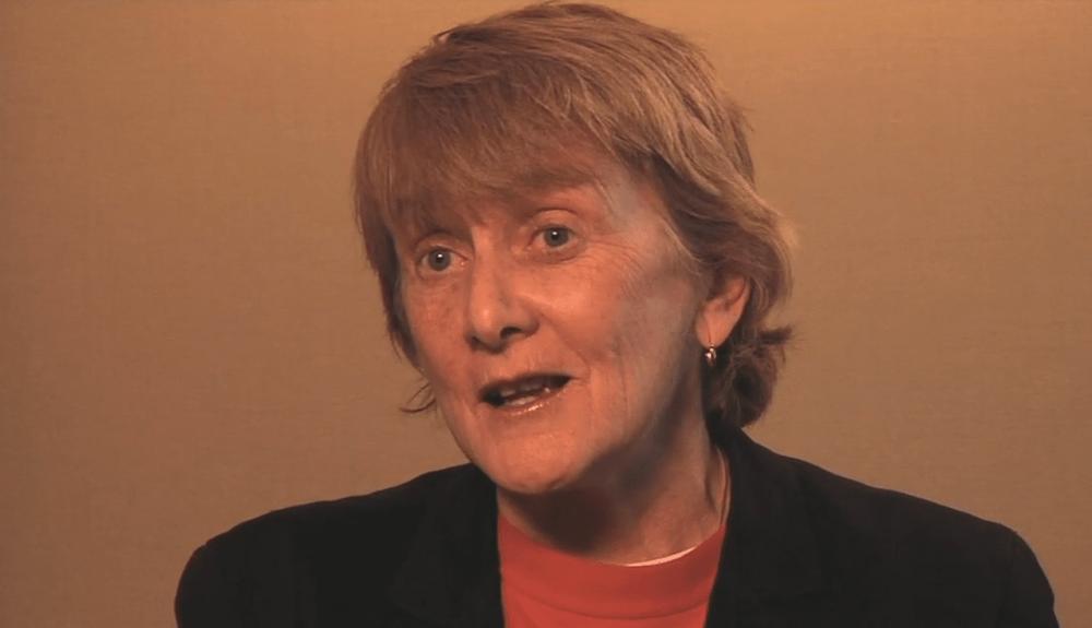 Barbara Madeloni has been president of the Massachusetts Teachers Association since May 2015. (Courtesy Barbara Madeloni/Vimeo)