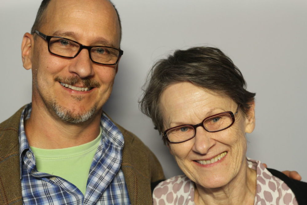 Mary Anne Karia and her brother, Steven Mikulka (StoryCorps)
