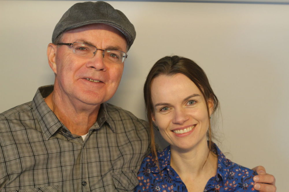 John O'Connor and his daughter, Eileen O'Connor (StoryCorps)