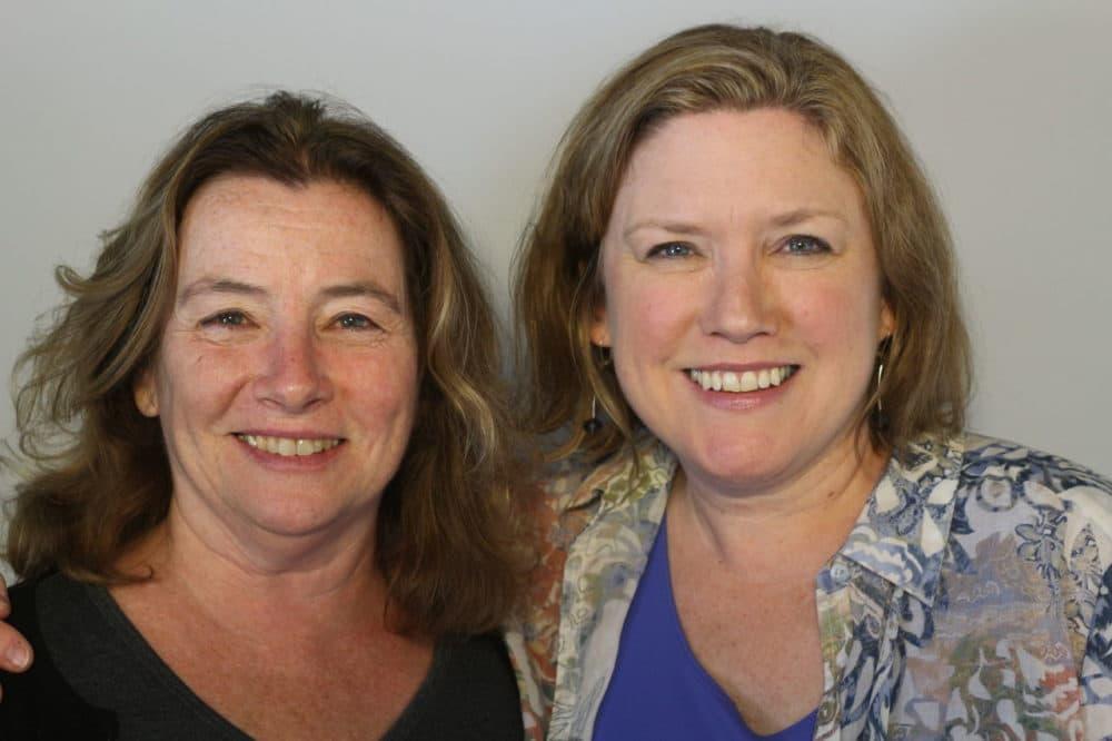 Sarah Abrams, left, and Molly Lanzarotta (StoryCorps)