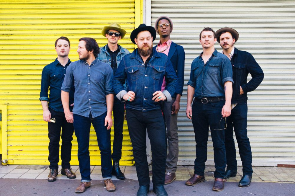 "Nathaniel Rateliff & the Night Sweats' song ""I Need Never Get Old"" is one of Travis Holcombe's picks in this week's DJ Session. (nathanielrateliff.com)"