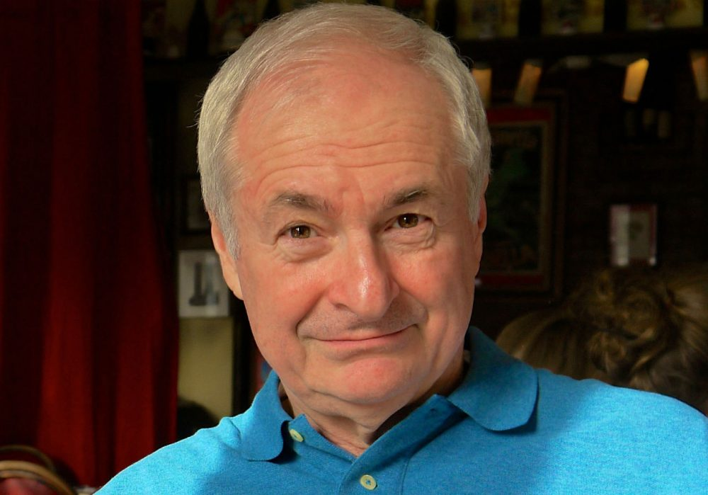 "Paul Gambaccini's new book ""Love, Paul Gambaccini"" chronicles his year in limbo after being falsely accused in relation to a sex abuse scandal. (Christopher Sherwood)"