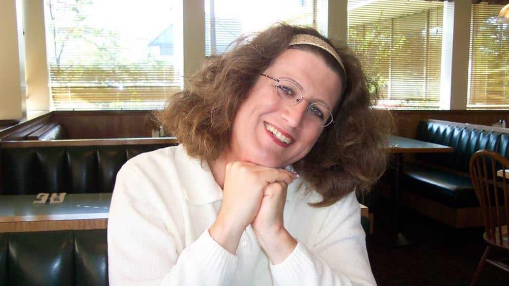 Renee Baker before facial feminization surgery. (Photo courtesy of Renee Baker)
