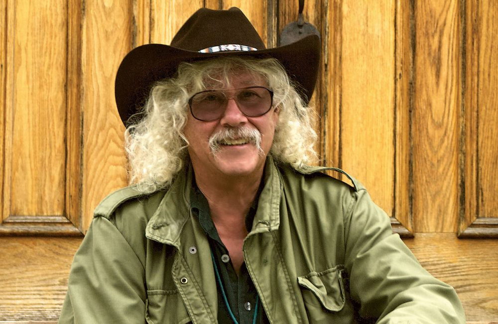 "Arlo Guthrie's ""Alice's Restaurant Massacree,"" now in its fifth decade, is being commemorated in a nationwide concert tour and Thanksgiving Day PBS television special. (Rainey Hall)"