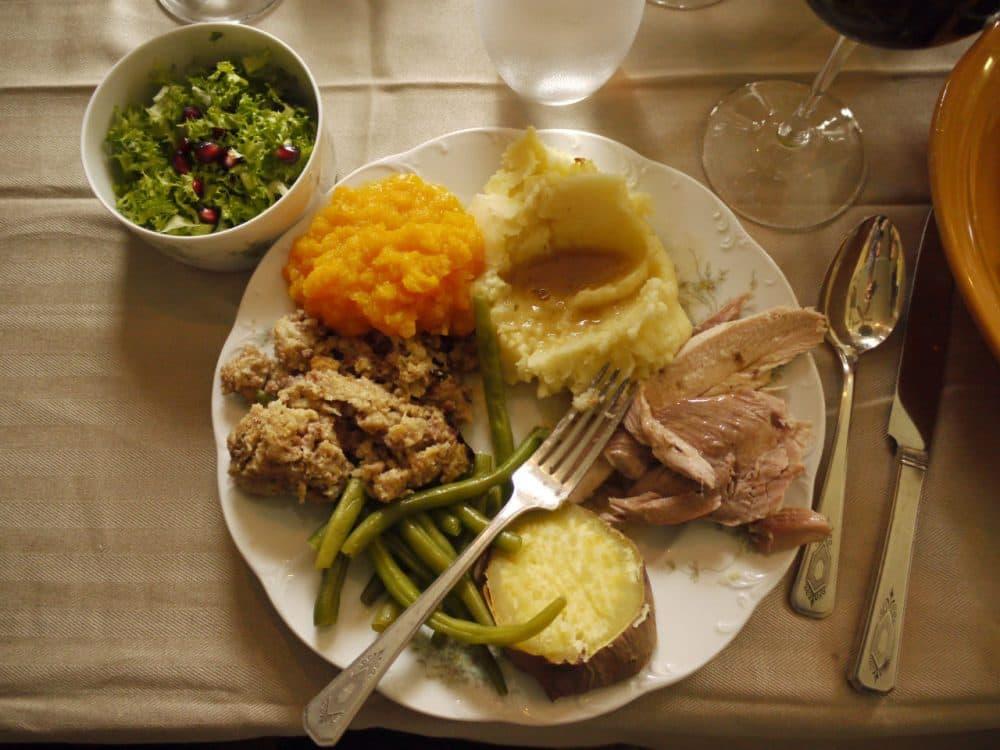 The average price of a turkey dinner in America is $50. (Ian Westcott/Flickr)