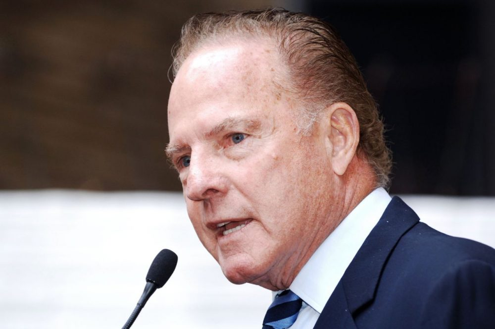 On Wednesday, the family of NFL Hall of Famer Frank Gifford announced he suffered from CTE--the disease connected to brain injury and trauma can only be diagnosed posthumously.  (Brad Barket/Getty Images)