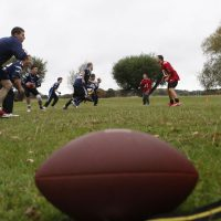 Touch football is no laughing matter--that's why Jason Gay has created rules to maintain the integrity of the game.