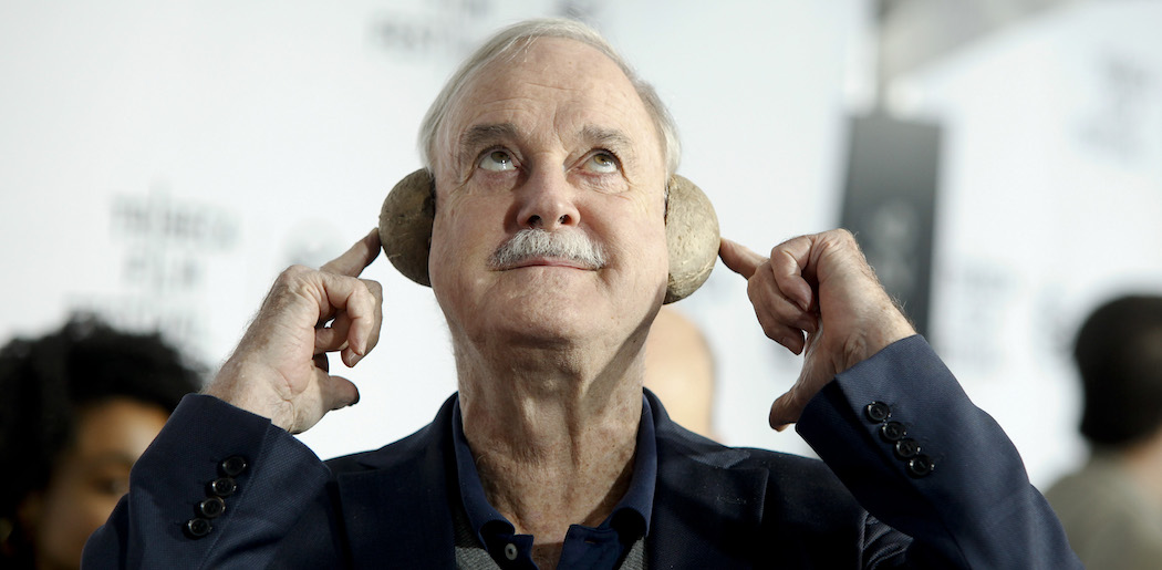 John Cleese Attends A Special Tribeca Film Festival Screening Of Monty Python And The Holy