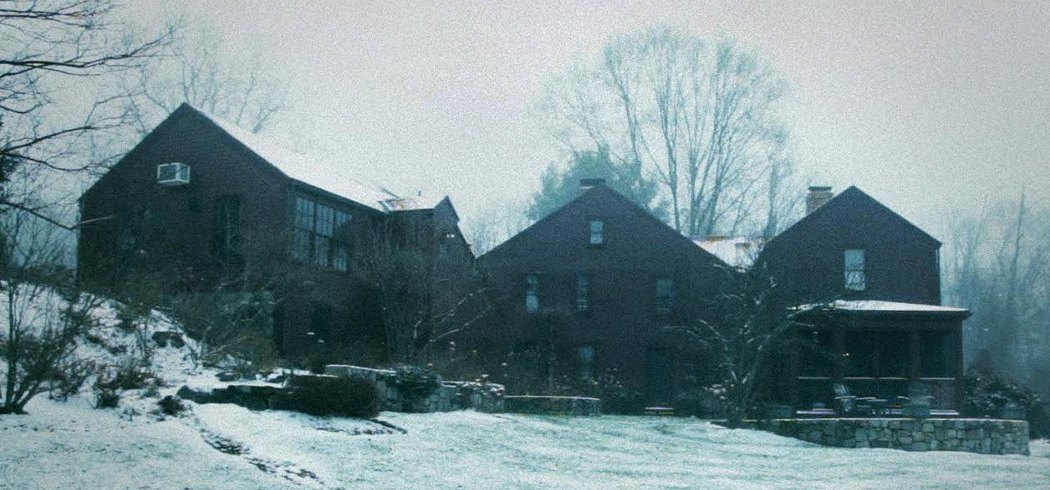 "A scene from the Rasmussen's latest film, ""The Inhabitants,"" filmed in the Noyes-Parris House in Wayland. (Courtesy Rasmussen brothers)"