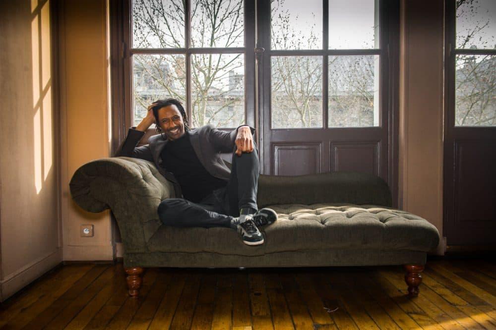 "Singer-songwriter Daby Touré. His latest album is ""Amonafi."" (Courtesy Cumbancha)"