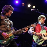 Cyril Jordan (left) and Chris Wilson of the Flamin' Groovies. (PSquared Photography)