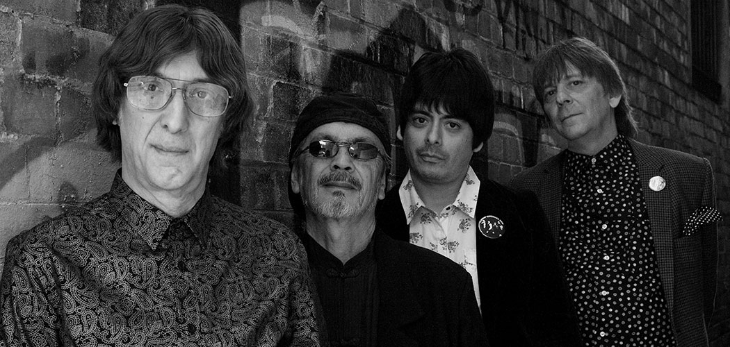 The Flamin' Groovies. (Anne Laurent)