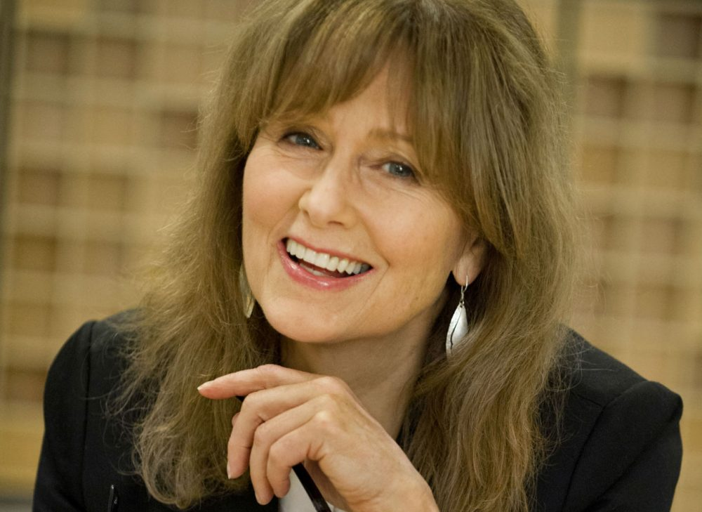 Robin Young is co-host of <em>Here &amp; Now</em>.