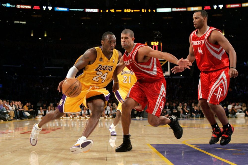 84bde7aa20f Retired NBA champion Shane Battier says that Kobe Bryant was unlike any  other player he ever