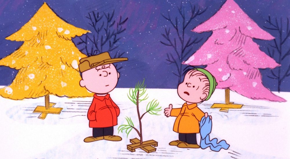 The venerable holiday special turns 50 this month. But its key message remains as relevant as ever. (Charles M. Schulz/ AP)