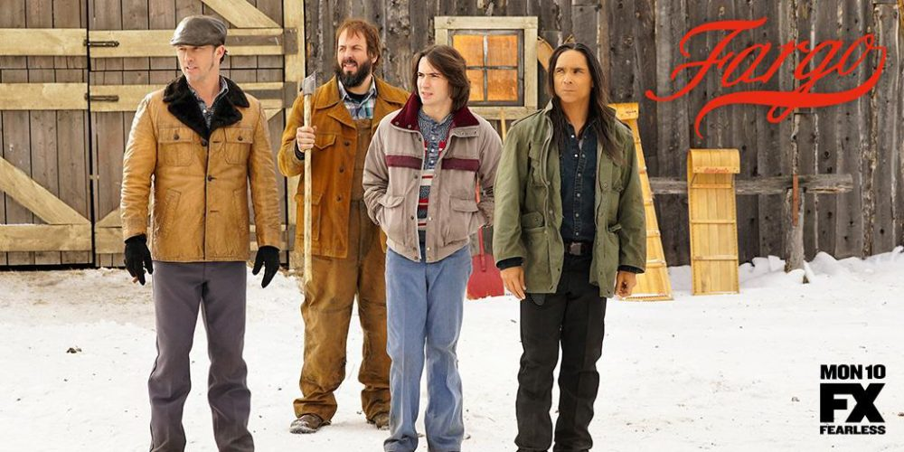"The season two finale of ""Fargo"" airs tonight on FX. (Facebook)"