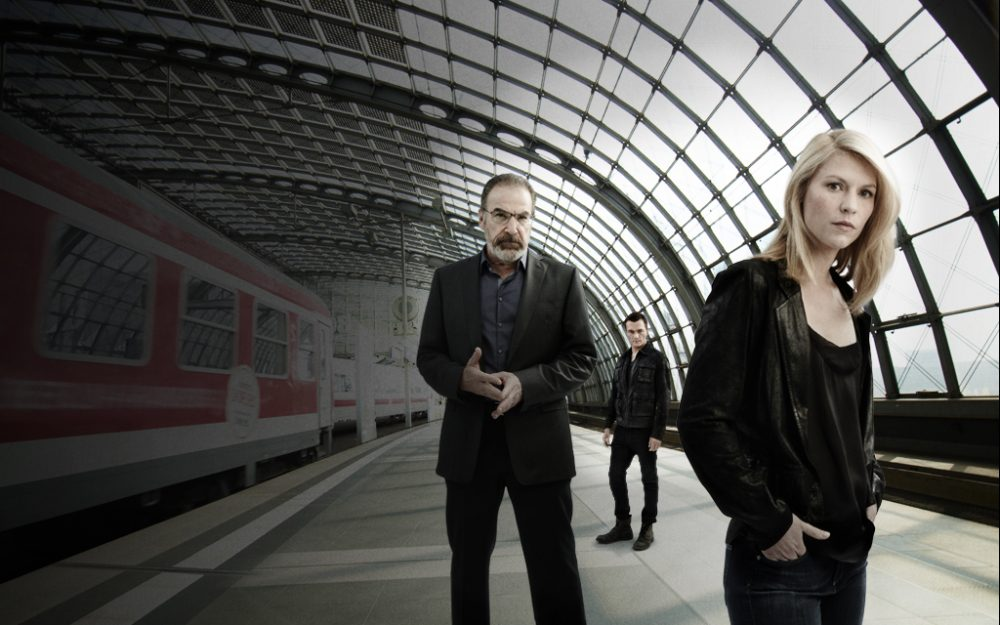 "NPR's TV critic Eric Deggans says he thinks ""Homeland"" might be one of the most overlooked TV series rebounds in 2015. (Showtime)"