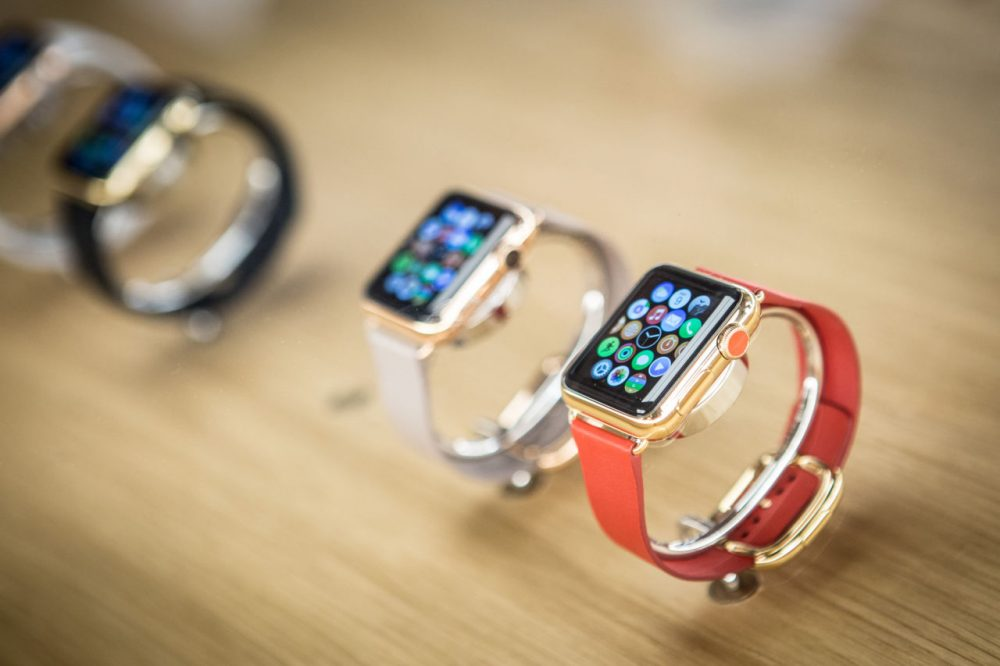 In 2015, Apple finally released its Apple Watch to mixed reviews and consumers took to wearable technologies like the Fitbit (Pablo Cuadra/Getty Images for Apple)