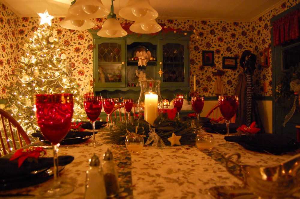 What food traditions do you have with your family during the holidays? (Josh McGinn/Flickr)