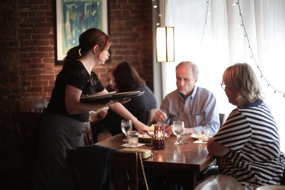 In Nashville, growth is making things difficult for service and hospitality workers. (Anna Haas/Red Hare Photo)