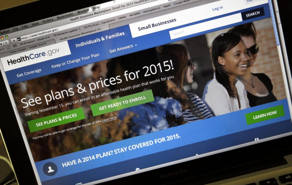 Participants in a Harvard Medical School study were given access to a price comparison tool to see if it would make them spend less on health care. Long story short: It didn't. (Don Ryan/AP)