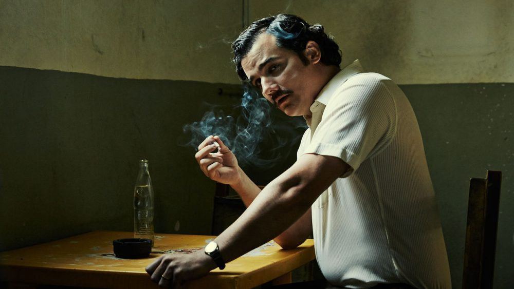 'Narcos' from Netflix is one of TV critic Eric Deggans' top picks for holiday binge-watching. (Netflix)