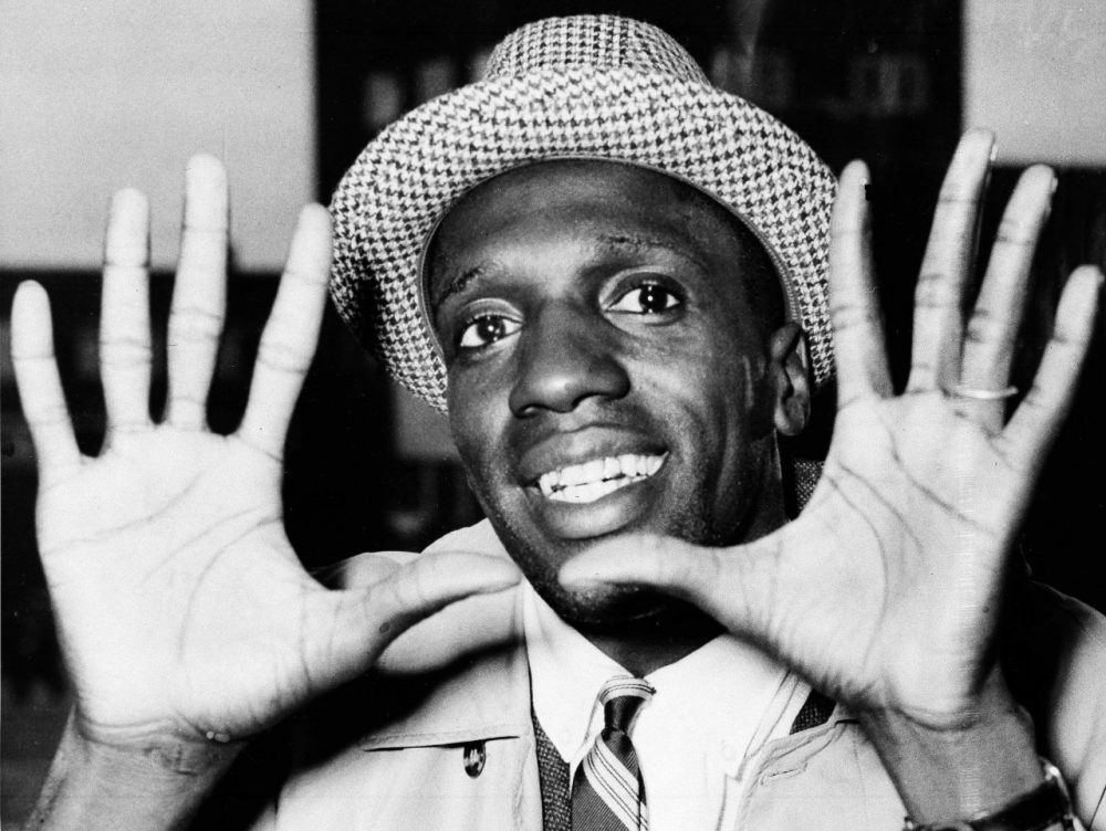 Meadowlark Lemon played for the Harlem Globetrotters for more than 20 years. Lemon passed away last week at the age of 83. (AP)
